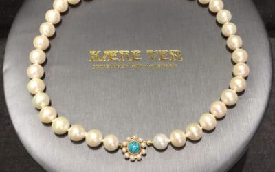 South Sea Perle Collier